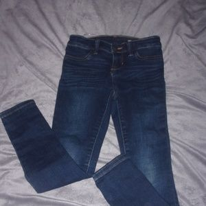 Ralph Lauren girls skinny jeans dark wash size 6x